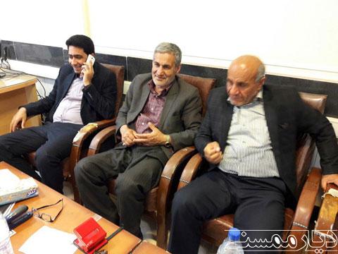 ثبت نام شورای شهر نورآباد