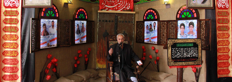 سومین سالگرد شهدای جهاد فرهنگی (راهیان نور)
