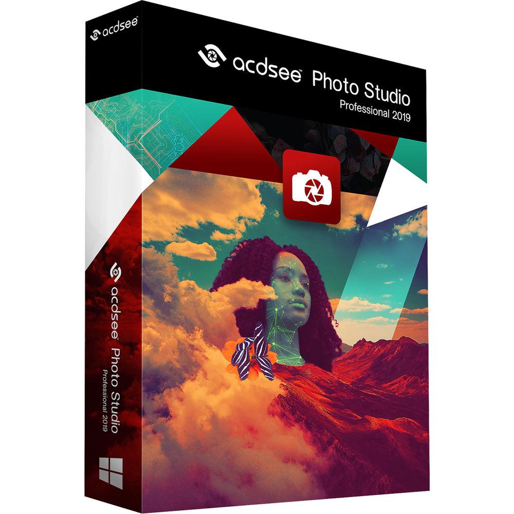 دانلود نرم افزار ACDSee Photo Studio Pro 13.0.1359