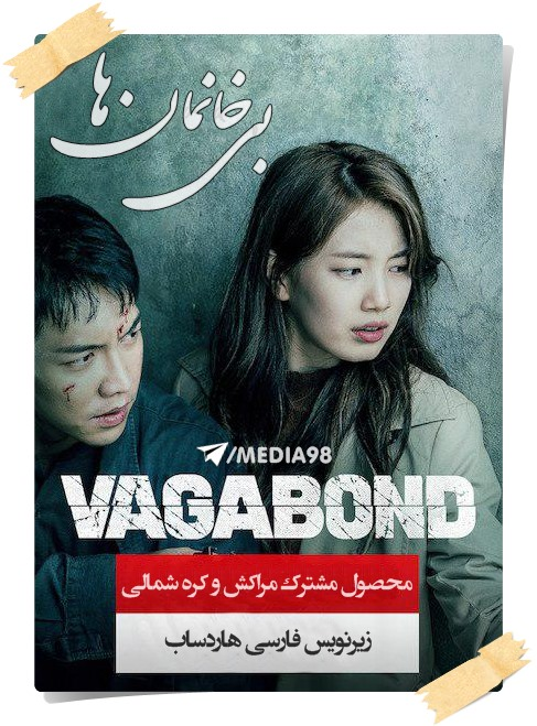 دانلود سریال کره ای بی خانمان Vagabong 2019 با زیرنویس فارسی چسبیده