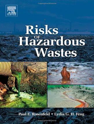 دانلود کتاب ریسک زبالههای خطرناک