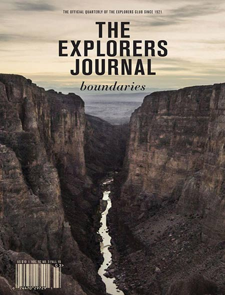 Free Download The Explorers Journal Magazine – September 2019