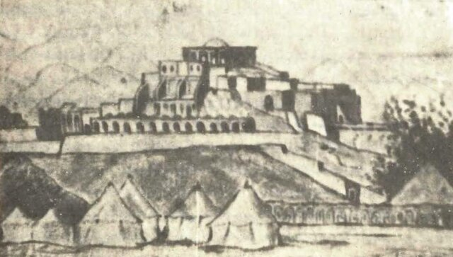 قصر تاریخی اوجان
