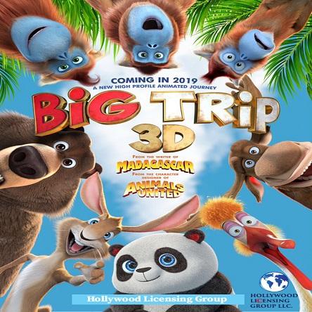 دانلود انیمیشن سفر بزرگ - The Big Trip 2019