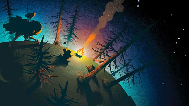 How the search for truth and meaning in Outer Wilds turns a simple space adventure into a religious experience