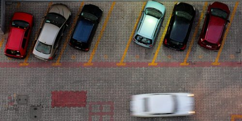 How to Find Parking Using Google Maps