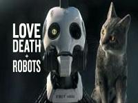 دانلود انیمیشن سریالی Love Death and Robots