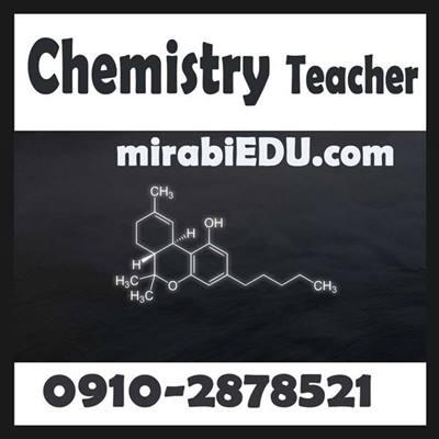 تدریس آنلاین شیمی