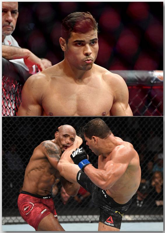 کالکشن مبارزات  پائولو کاستا| Paulo Costa MMA Career Pack