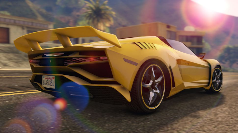 GTA Online patch notes: A bellissimo Italian sportscar and Double Rewards for Contact Missions