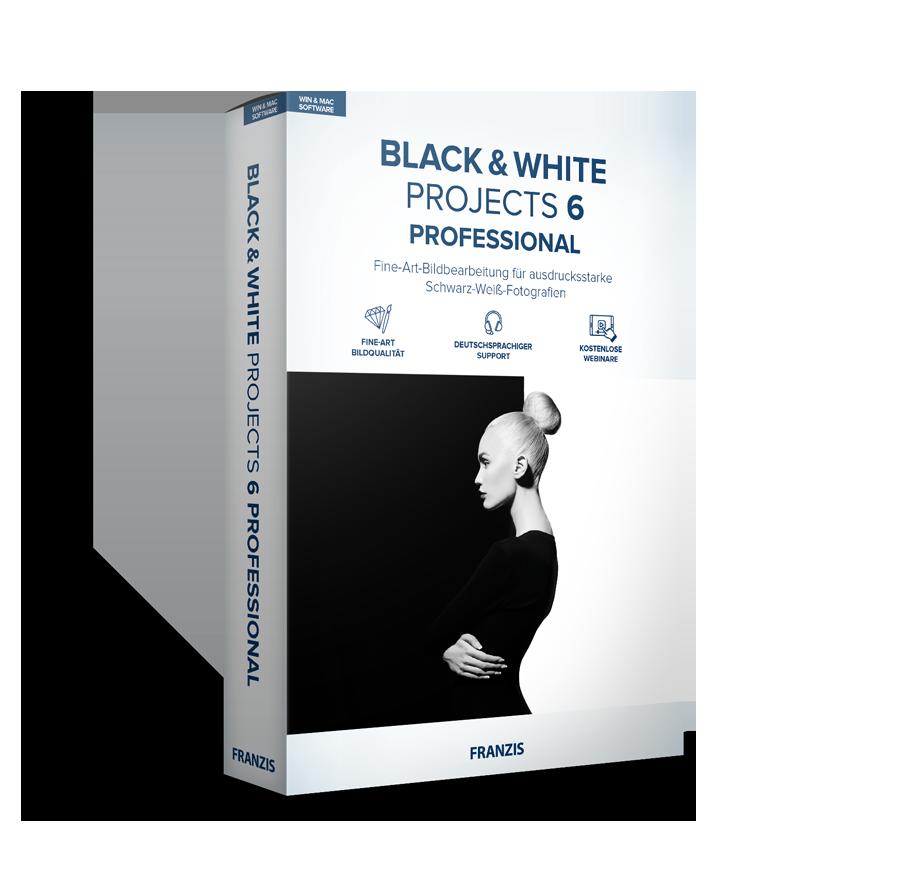دانلود پلاگین سیاه و سفید کردن عکس | BLACK & WHITE projects 6 professional