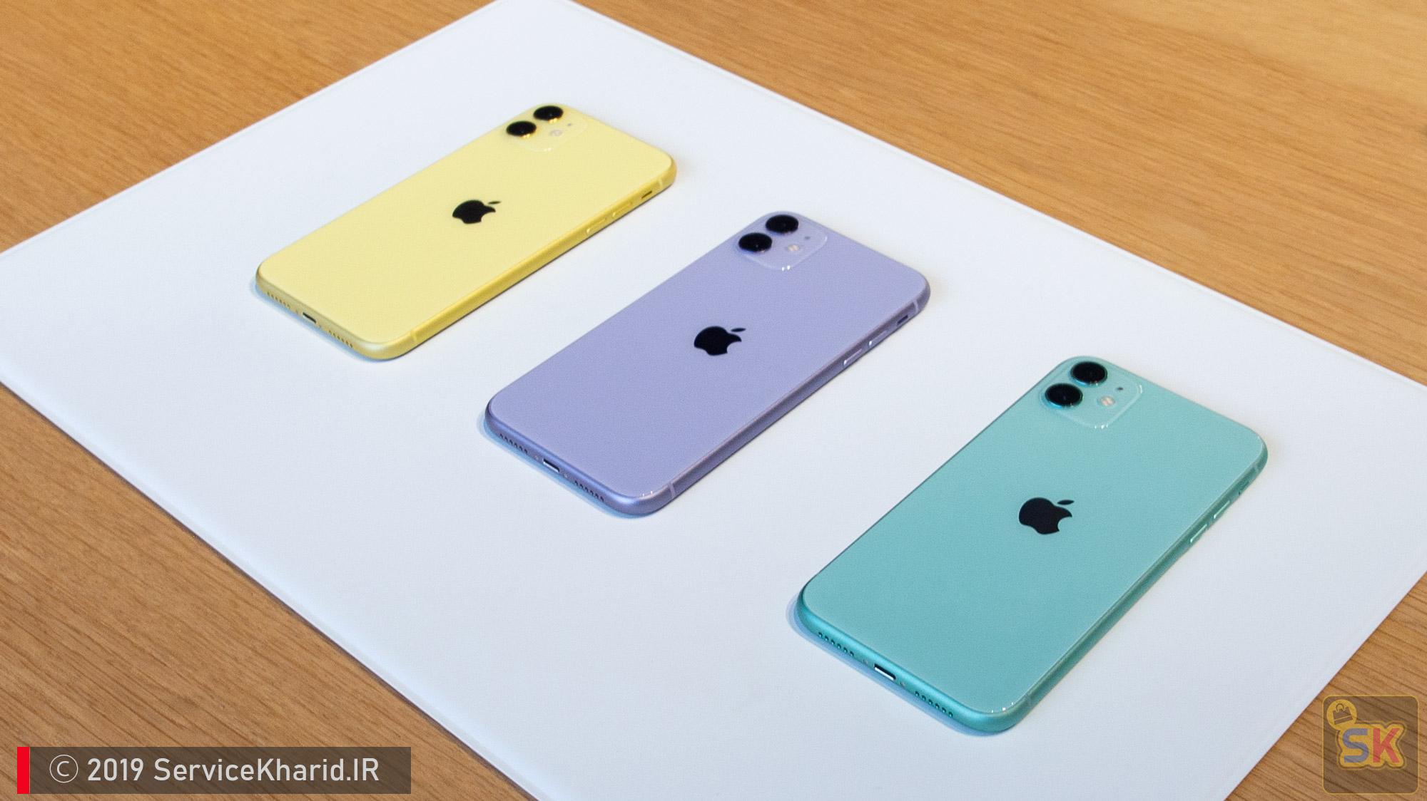 بررسی گوشی هوشمند اپل iPhone 11