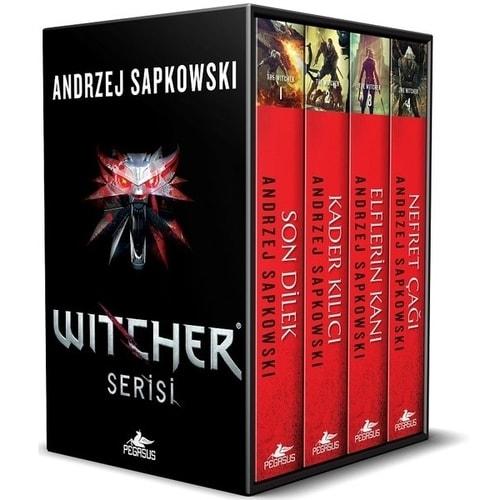 دانلود مجموعه رمانهای ویچر witcher به فرمت pdf
