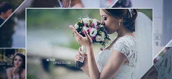 پروژه اماده افترافکت رایگان اسلاید شو عروسی