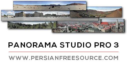 دانلود نرم افزار ساخت تصاویر پانوراما PanoramaStudio 3 Pro