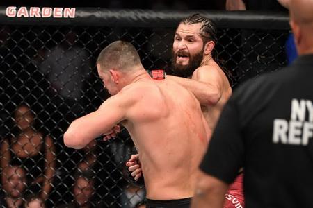 نتایج رویداد :  UFC 244: Masvidal vs. Diaz+زیر نویس فارسی بخشی از کنفرانس خبری