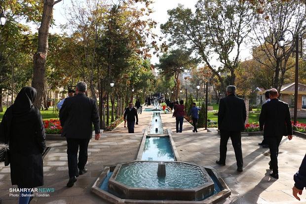 پارک باغشهر