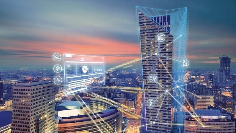 سیستم ساختمان هوشمند با بی ام اس