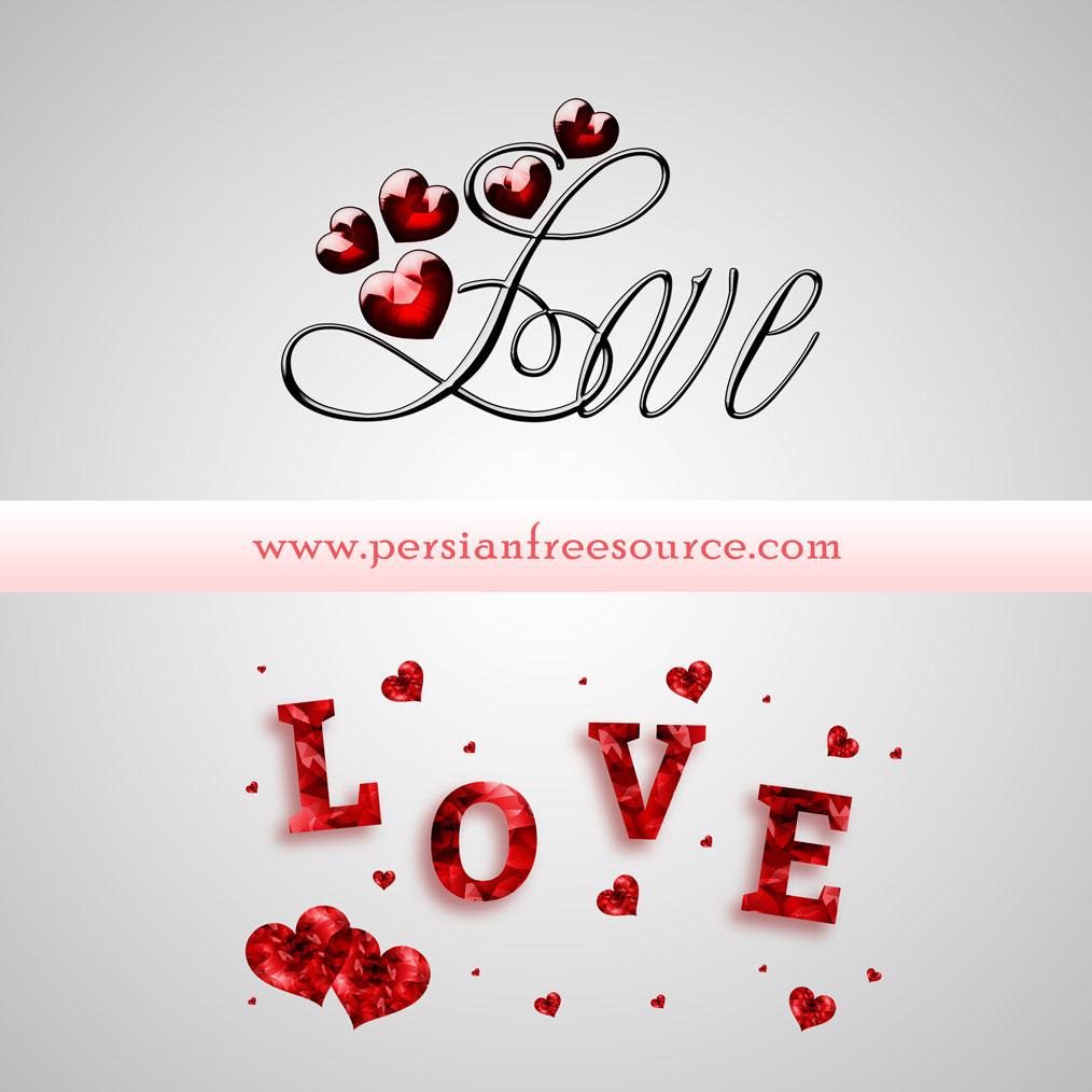 دانلود طرح عاشقانه روز ولنتاین | Love Valentine Day
