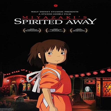 دانلود انیمیشن شهر ارواح - Spirited Away 2001