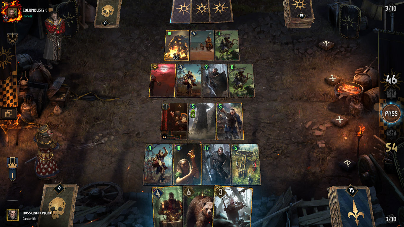 Gwent A Witcher Card Game