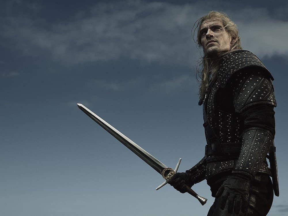 Witcher Series Geralt