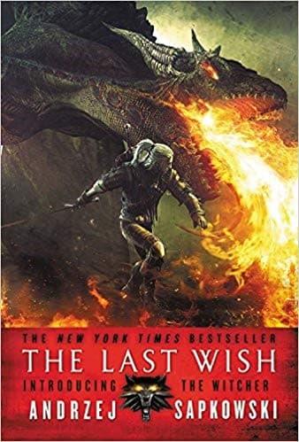 Witcher The Last Wish دانلود مجموعه کتابهای ویچر