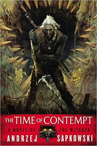 Witcher time of contempt دانلود مجموعه کتابهای ویچر