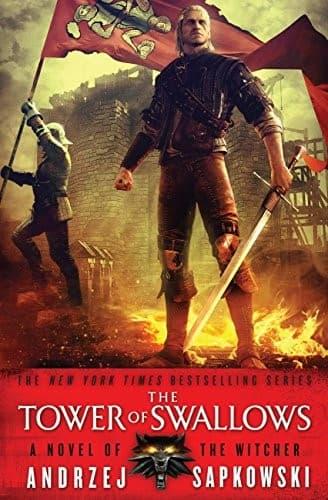 Witcher the tower of swallows دانلود مجموعه کتابهای ویچر