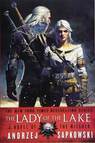 Witcher the lady of the lake دانلود مجموعه کتابهای ویچر