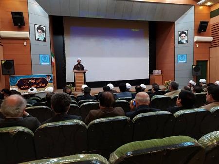 خادمین هفته وحدت در آستارا تجلیل شدند