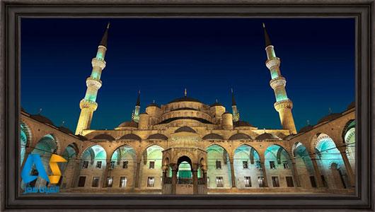 مسجد سلطان احمد، مسجدي با 6 مناره