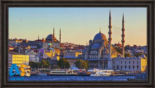 استانبول، شهر دوقاره اي