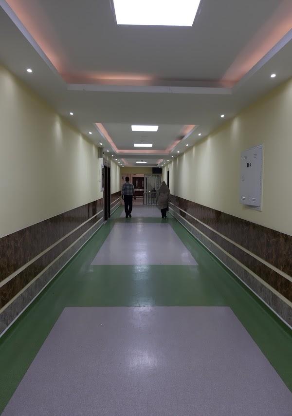 مرکزپژوهشی درمانی بیمارستان قائم مشهد