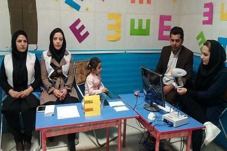 والدین در آستارا سنجش بینایی کودکان را جدی بگیرند
