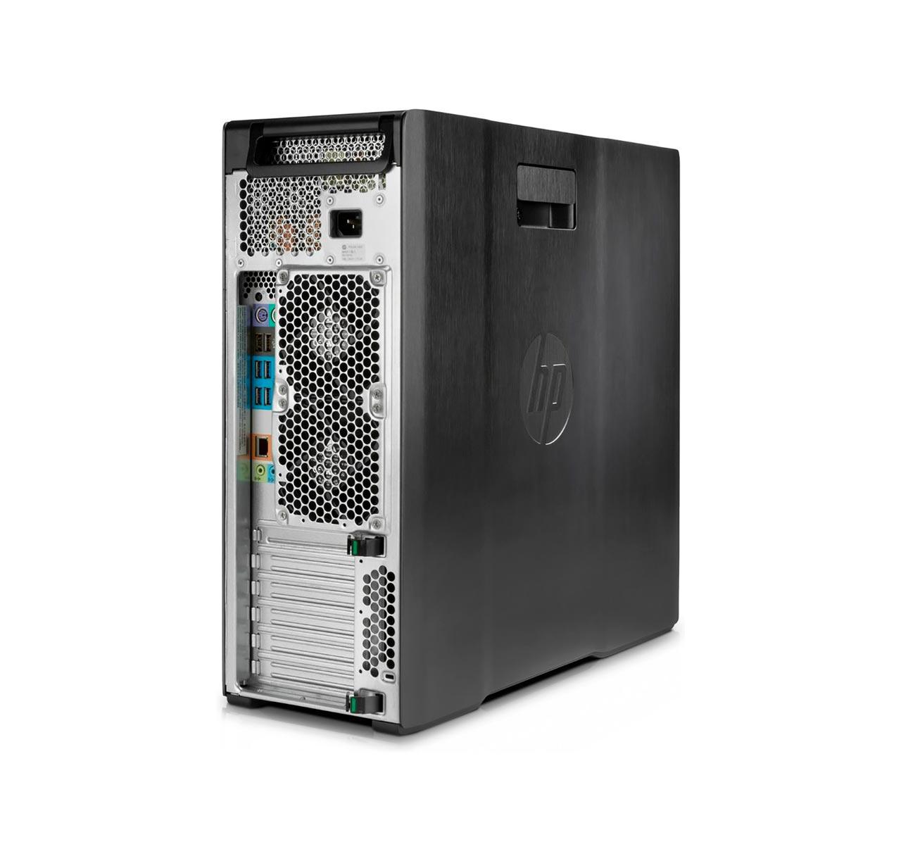 کامپیوتر Z640 Workstation برای اجرای نرم افزار های سنگین با گرافیک 4GB K4200 و پردازنده XEON با رم 32GB BUS 2400 و هارد 3TB HDD و 240GB SSDPC-Desktop-HP-z640-workstation-Xeon-E5-2690-V3-ram-32gb-DDR4-hard-3TB-HDD-240GB-SSD-nvidia-Qudro-K4200