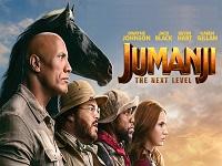 دانلود فیلم جومانجی: مرحلهٔ بعدی - Jumanji: The Next Level 2019