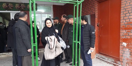 اعزام دومین کاروان راهیان نور دانشآموزی آستارا به کربلای ایران