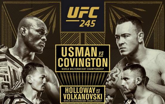 دانلود رویداد یو اف سی  245  :  UFC 245: Usman vs. Covington-نسخه ی 1080
