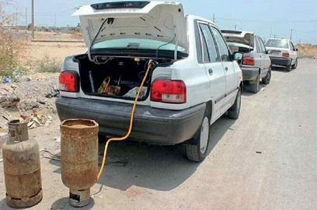 ساماندهی عرضه گاز الپیجی در آستارا