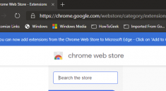 How to Install Google Chrome Extensions in Microsoft Edge