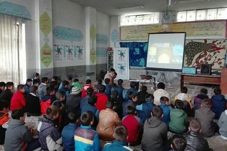 نمایش فیلمهای جشنواره رشد برای دانشآموزان آستارا