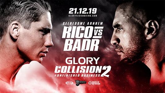 دانلود مبارزات کیک بوکسینگ |  Glory 74: Collision 2-اپدیت