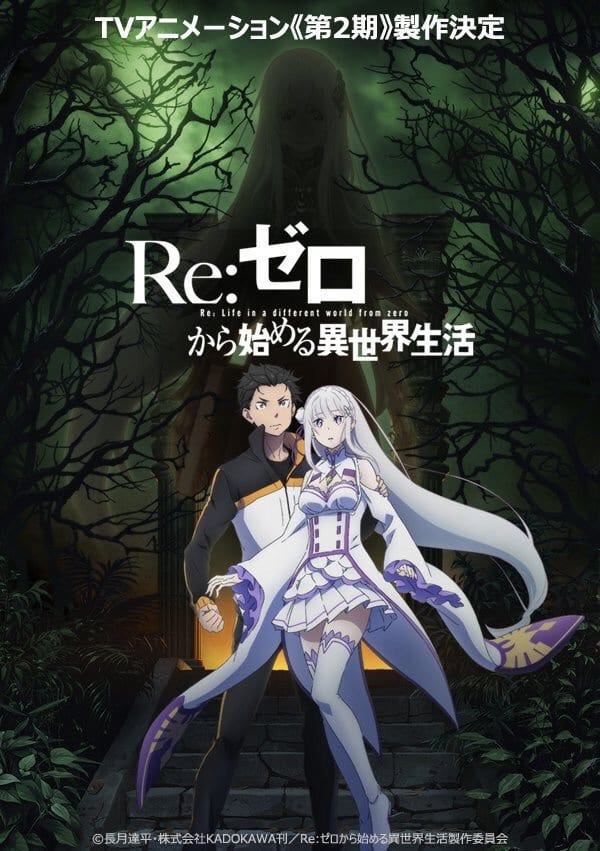 RE:Zero - Season 02 - Anime - 2020