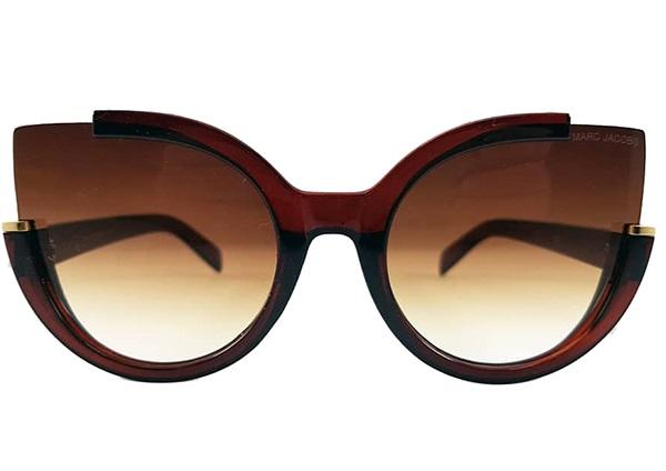 عینک زنانه جاکوبز قهوه ای