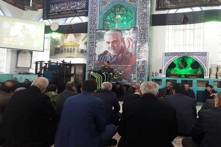 سوگواره سردار دلها در آستارا برگزار شد