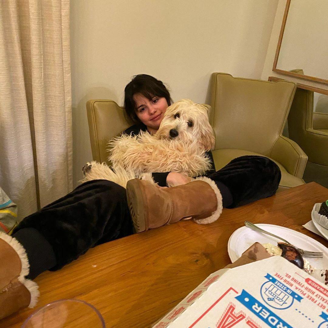عکس جدید از سلنا و وینی + ارسالی ناخن کار سلنا