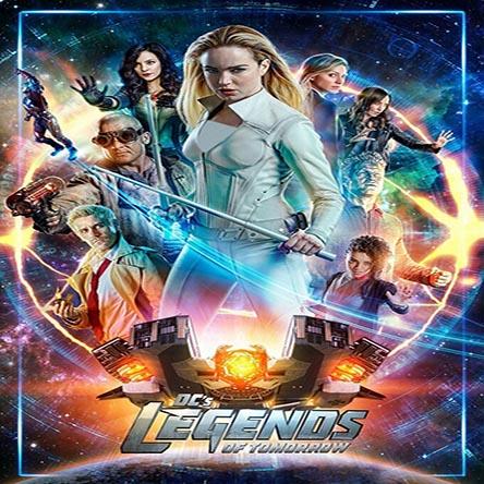 دانلود سریال افسانههای فردا - Legends of Tomorrow