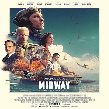 دانلود فیلم میدوی - Midway 2019