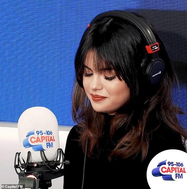 17ژانویه:دانلود ویدیوی سلینا در Capital FM
